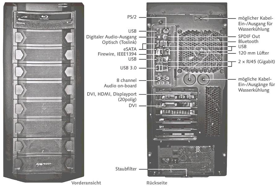 galileo computing it handbuch f r fachinformatiker 3 hardware. Black Bedroom Furniture Sets. Home Design Ideas
