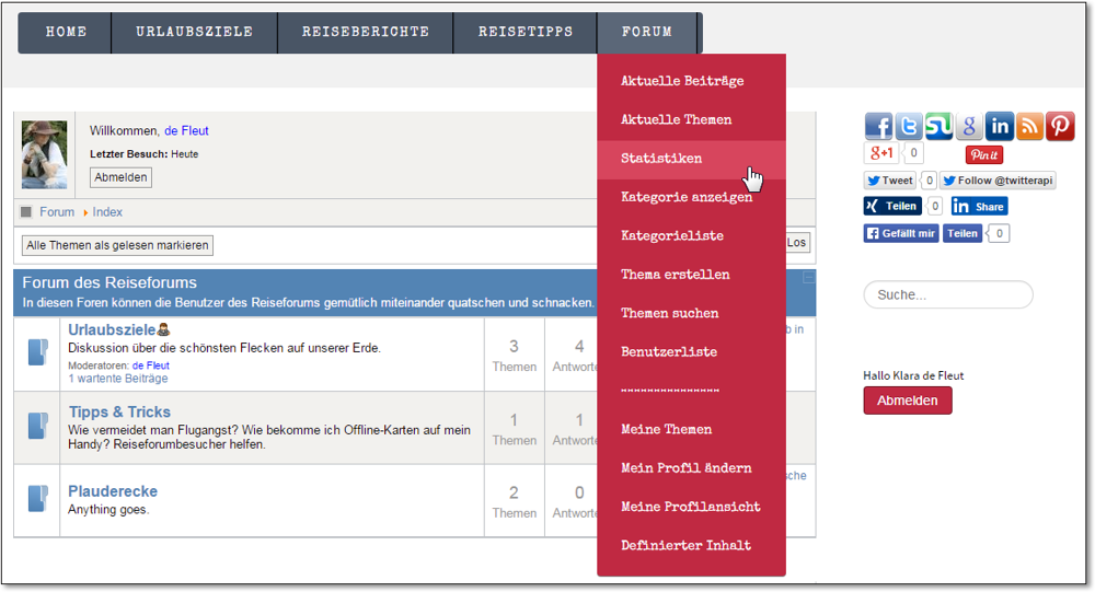 Rheinwerk Computing :: Joomla! 3 - Joomla! als Community
