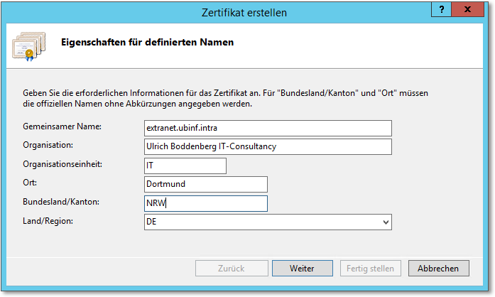 Rheinwerk Computing :: Windows Server 2012 R2 - 17 Webserver (IIS)