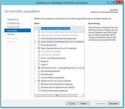 Active directory installation in server 2008
